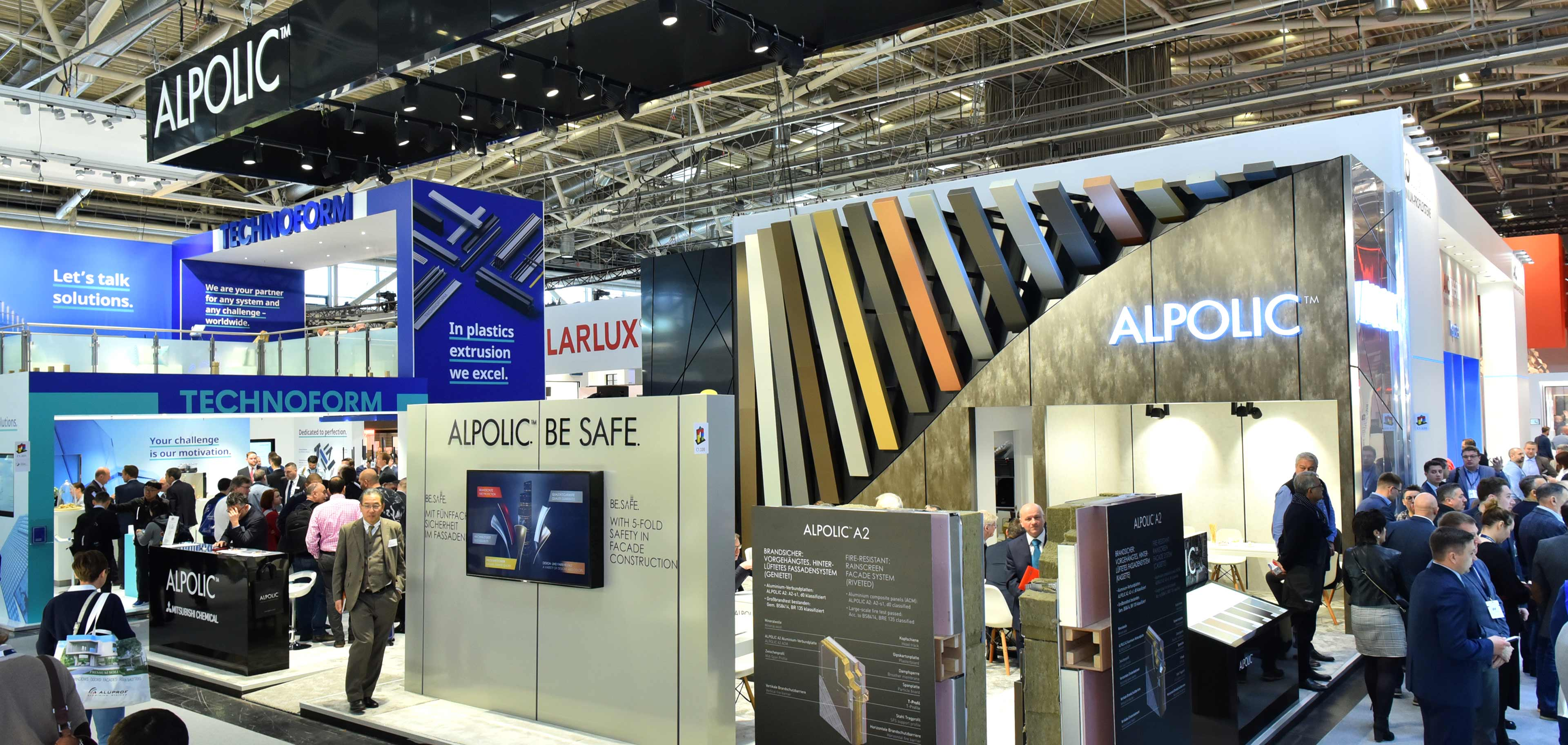 ALPOLIC™ at BAU 2019