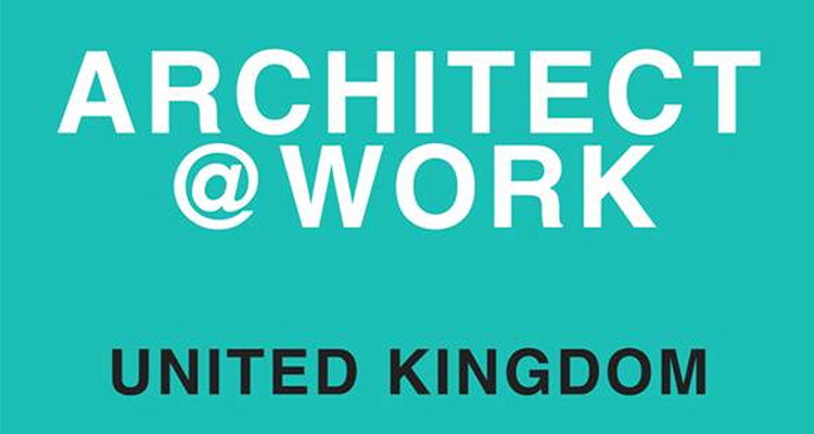 Logo architect@work, United Kingdom